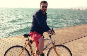 ανδρεας παπαμιμικος ποδηλατο